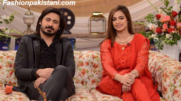 Noor-bukhari-with-husband