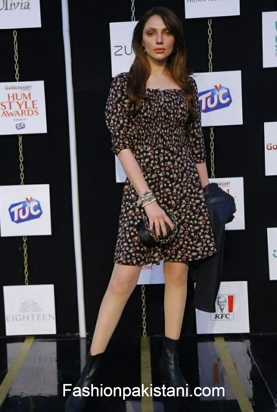 Zarmeena Ikram hum award 2020